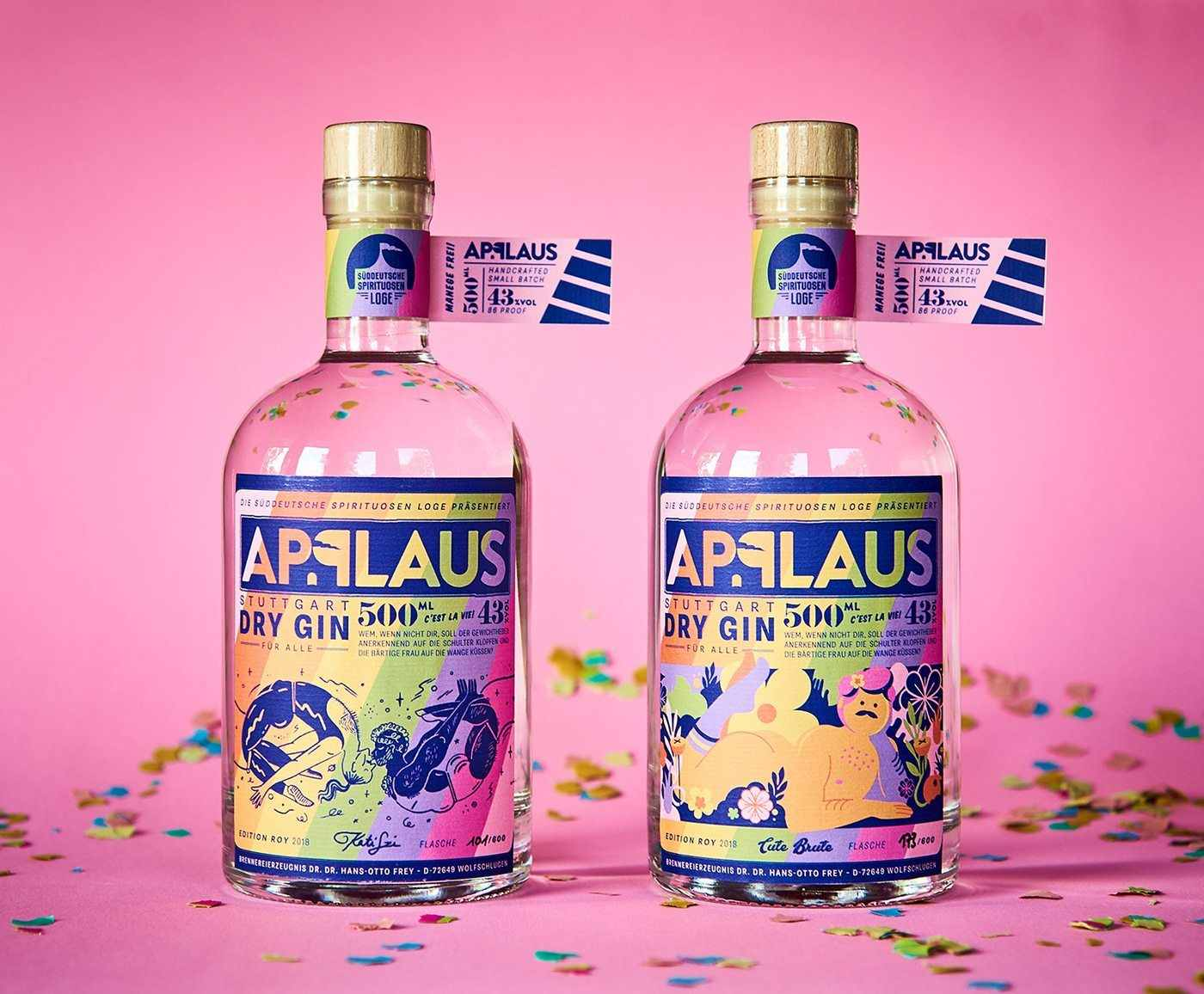 [Applaus Dry Gin]
