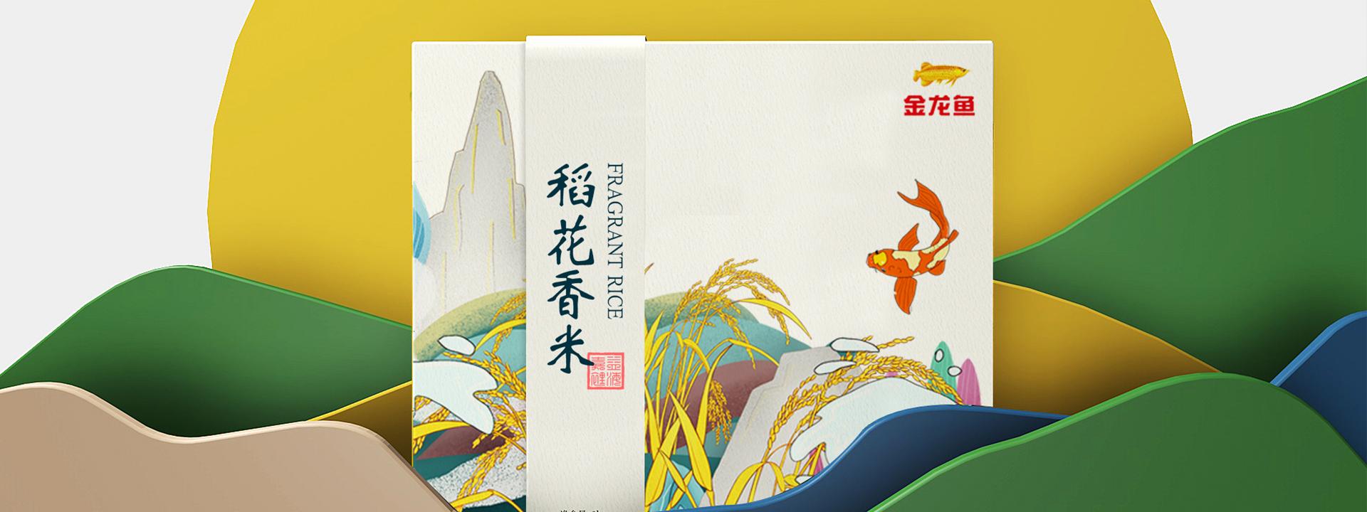金龙鱼-稻花香米